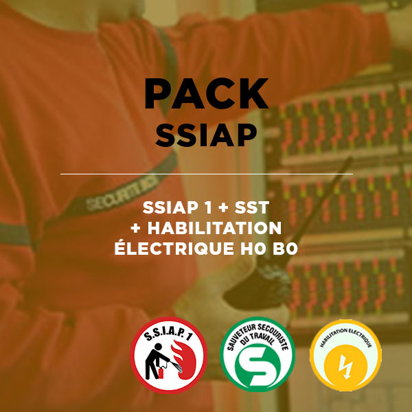 PACK FORMATIONPACK SSIAP